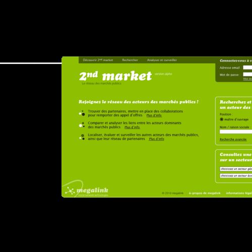 Megalink - 2nd Market
